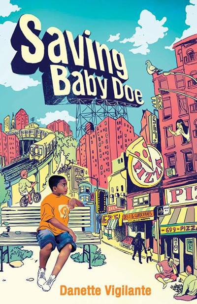 Saving Baby Doe by author Danette Vigilante
